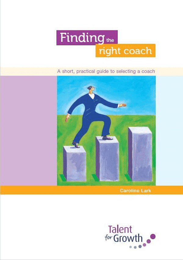Find the Right Executive Coach eBook