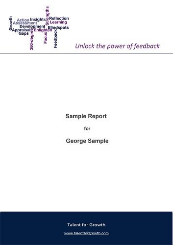 360 feedback sample report